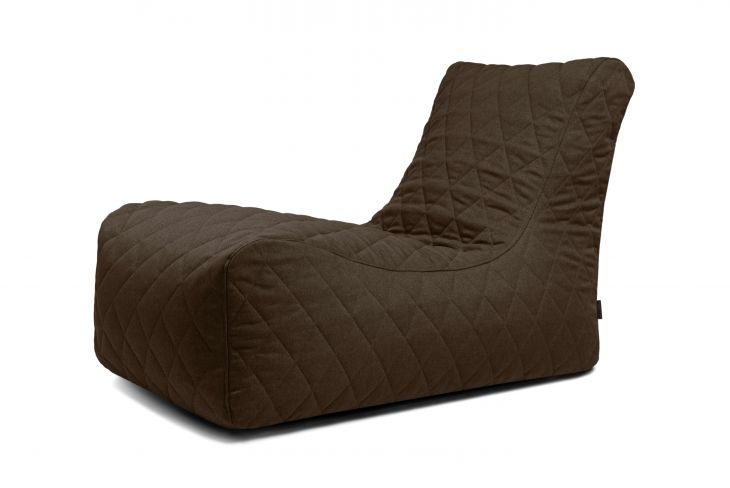 Outer Bag Lounge Quilted Nordic Chocolate