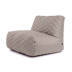 Bean bag Tube 100 Quilted Nordic
