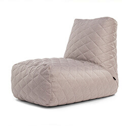 Bean bag Tube Quilted Nordic