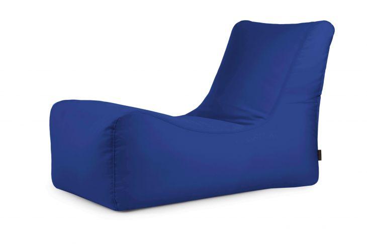 Sitzsack Bezug Lounge Colorin blau