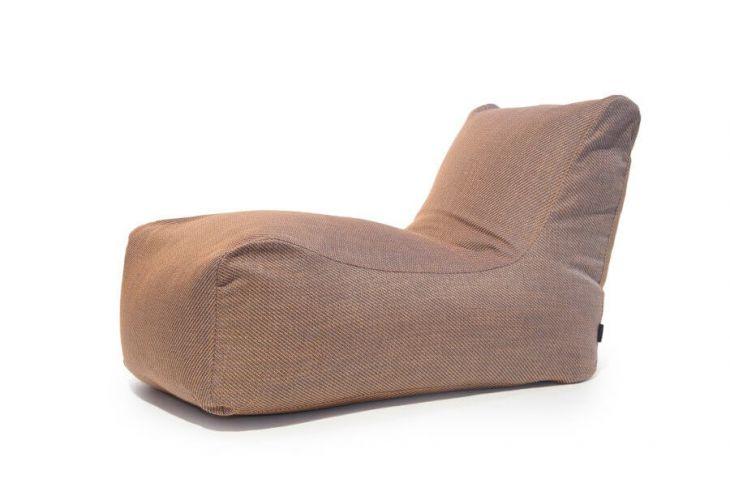 Sėdmaišio užvalkalas Lounge Sideway Bronze
