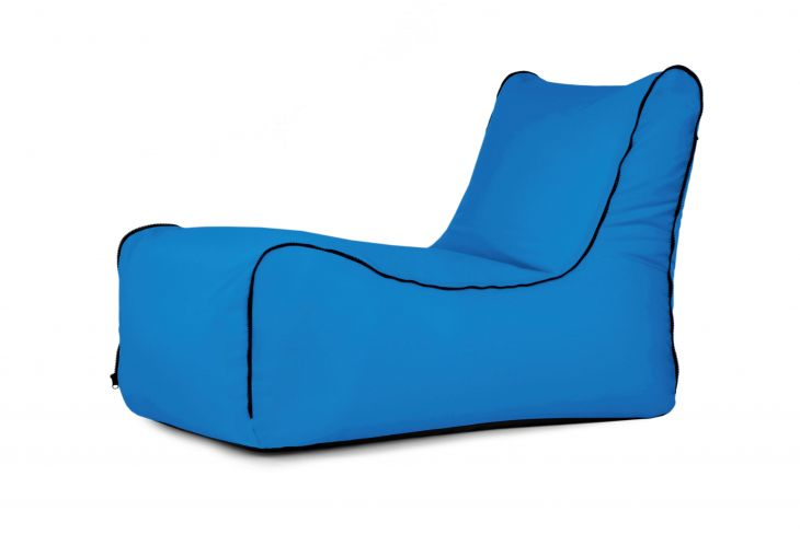 Outer Bag Lounge Zip Colorin Azure