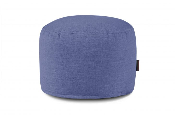 Pouf Mini Gaia Blue