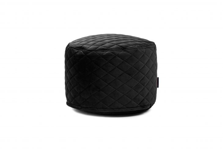 Sėdmaišis Mini Lure Luxe Black