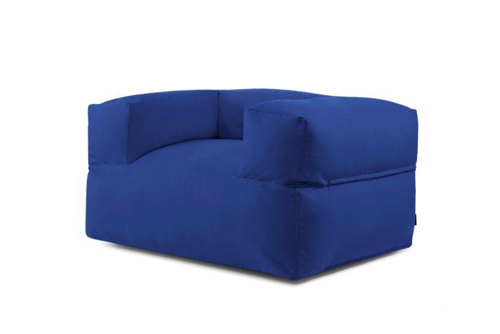 Sitzsack Bezug MooG Colorin blau