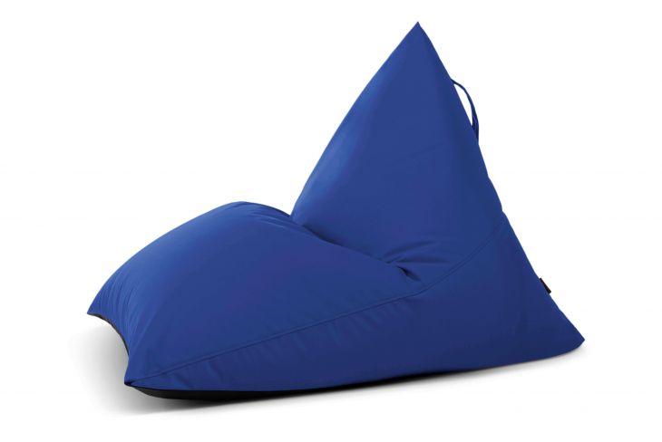 Sitzsack Bezug Razz Colorin blau