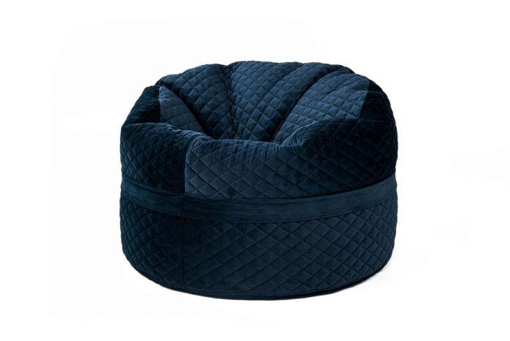 Sitzsack Bezug Roll 100 Lure Luxe limettengrün