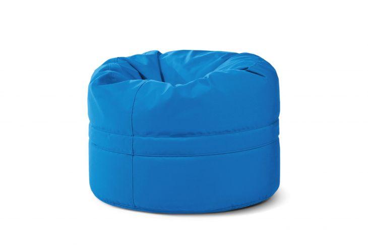 Fodera della poltrona sacco Roll 85 Colorin Azure