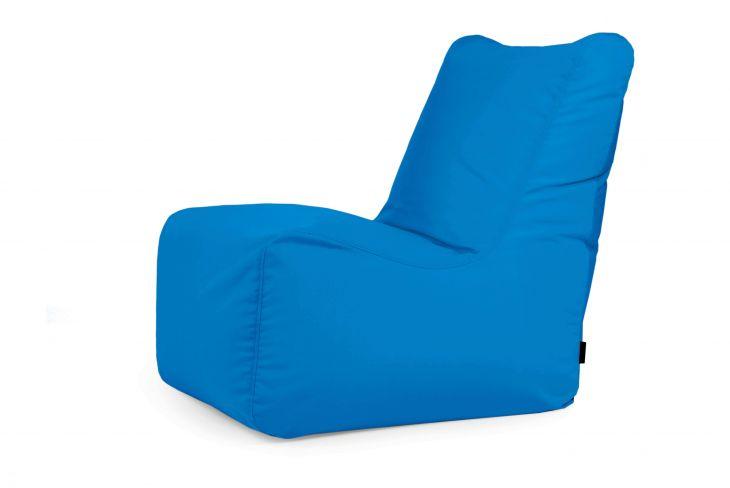 Sitzsack Bezug Seat Colorin Azure