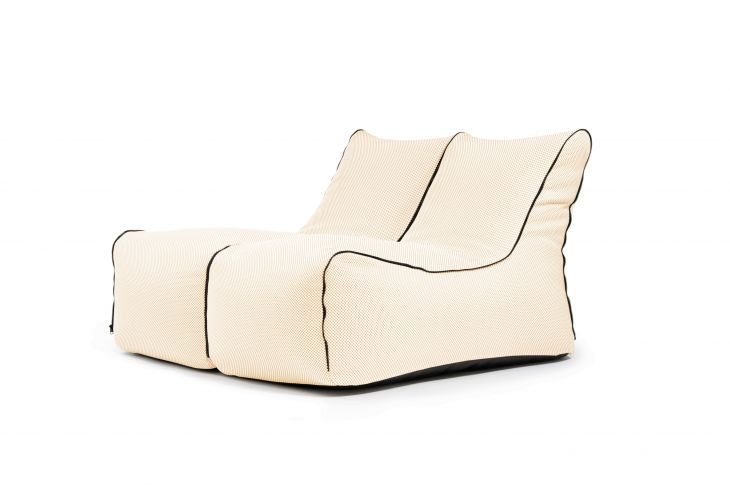 Set - Set Lounge Zip 2 Seater Capri Beige