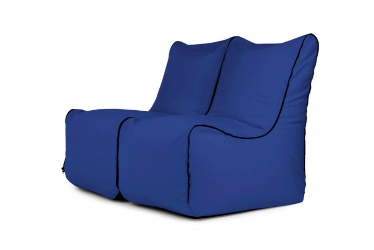 Set - Set Seat Zip 2 Seater Colorin Blue