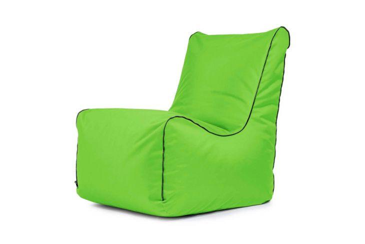 Sitzsack Seat Zip OX Apfelgrün