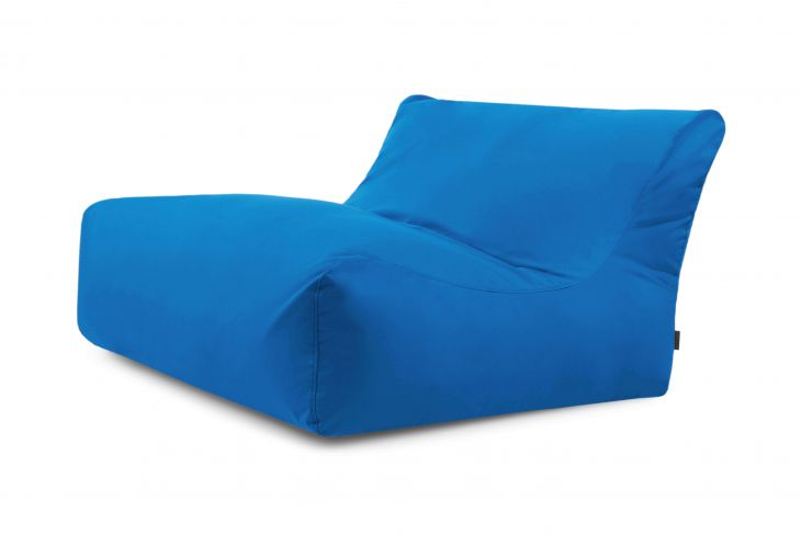 Outer Bag Sofa Lounge Colorin Azure