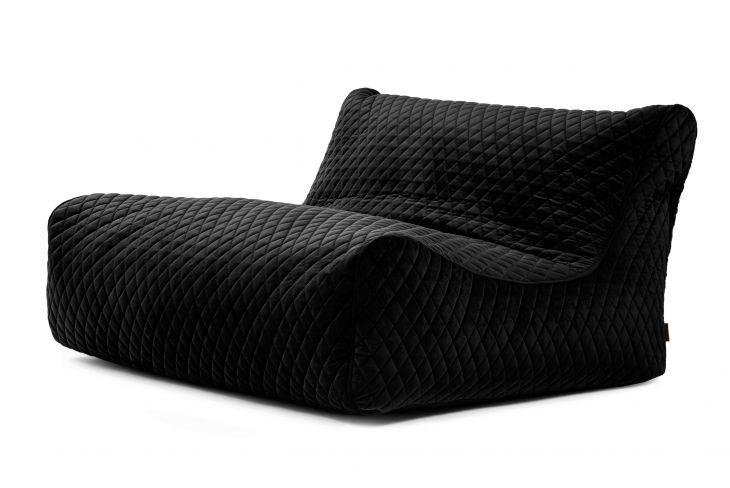 Väliskott Sofa Lounge Lure Luxe Black