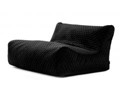 Sėdmaišis Sofa Lounge Lure Luxe Black