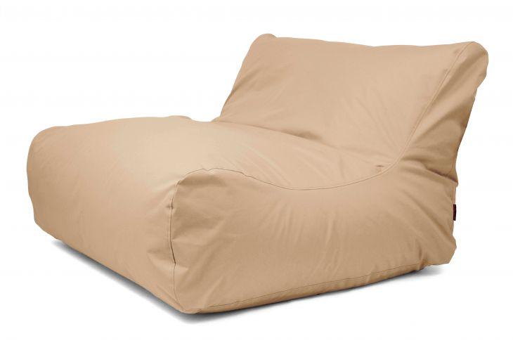 Sitzsack Sofa Lounge OX Beige