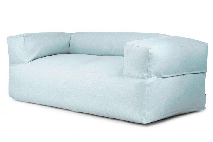 Sitzsack Bezug Sofa MooG Riviera Aquamarine