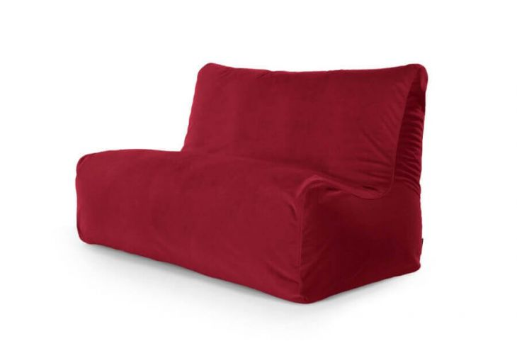 Bean bag Sofa Seat Barcelona Bordo