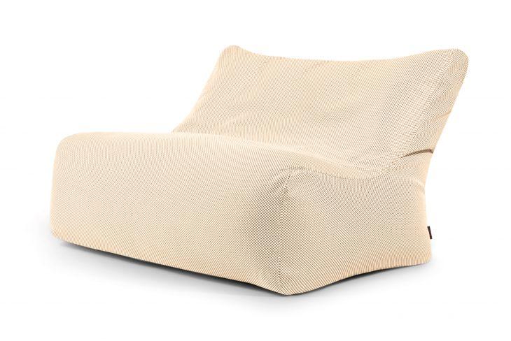 Sitzsack Sofa Seat Capri Beige