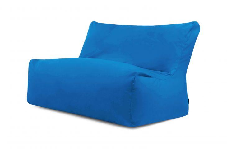 Bean bag Sofa Seat Colorin Azure