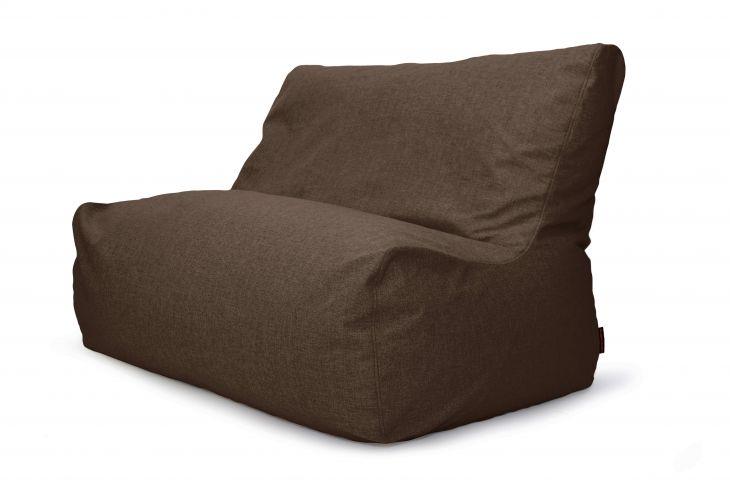 Sitzsack Bezug Sofa Seat Home Dark Cinnamonn