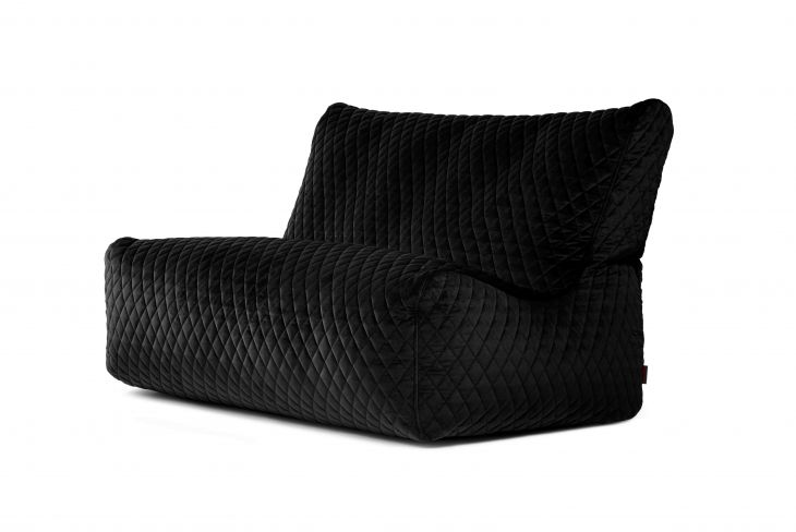 Outer bag Sofa Seat Lure Luxe Black