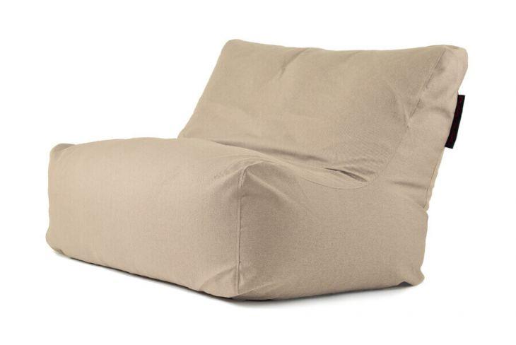 Sitzsack Bezug Sofa Seat Nordic Beige