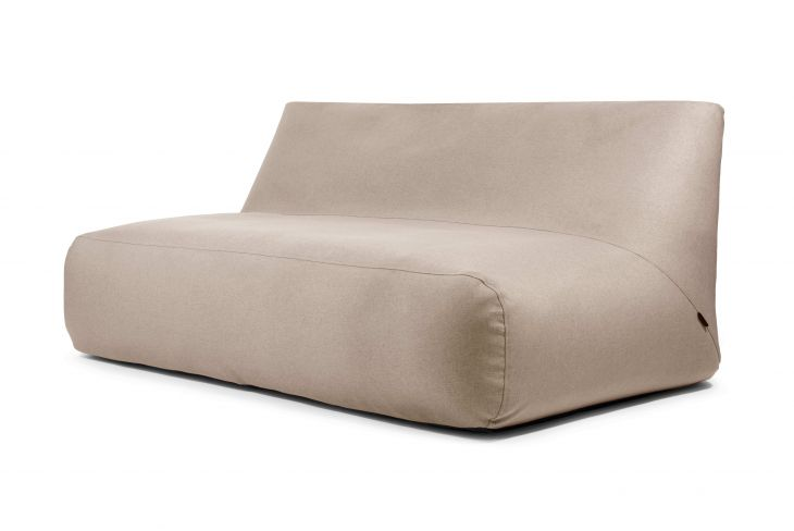 Bean bag Sofa Tube 190 Nordic Beige