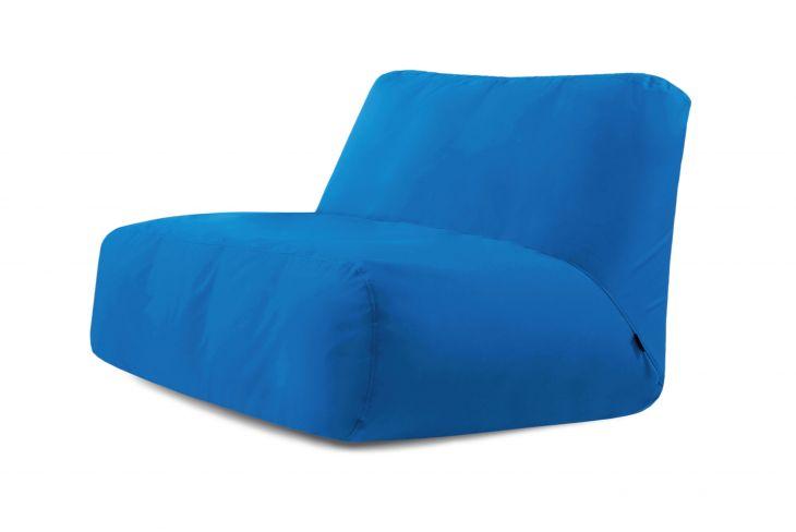 Divano Sacco Sofa Tube Colorin Azure