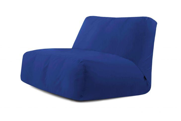 Sitzsack Bezug Sofa Tube Colorin blau