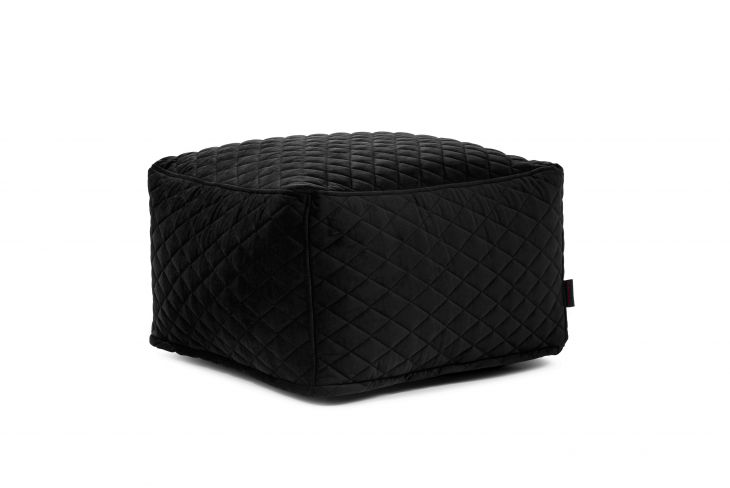 Bean bag Sofbox Lure Luxe Black