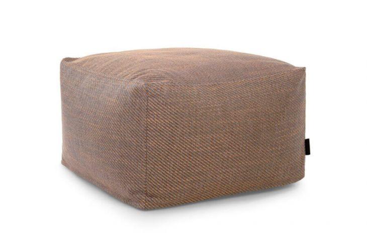 Pouf Softbox Sideway Bronze