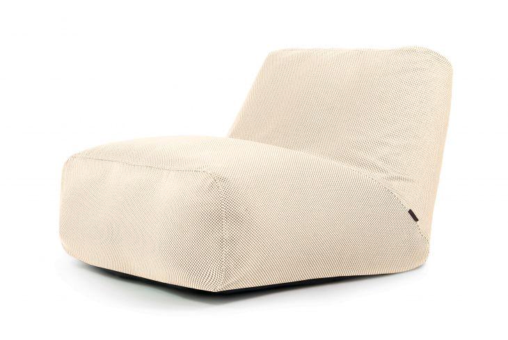 Sitzsack Bezug Tube Capri Beige