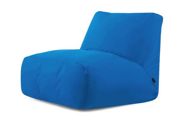 Sitzsack Bezug Tube Colorin Azure
