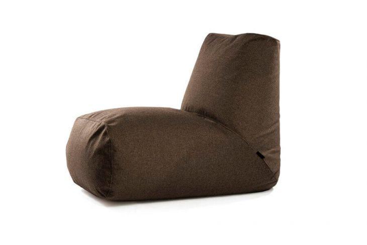 Sitzsack Bezug Tube Home Dark Cinnamon
