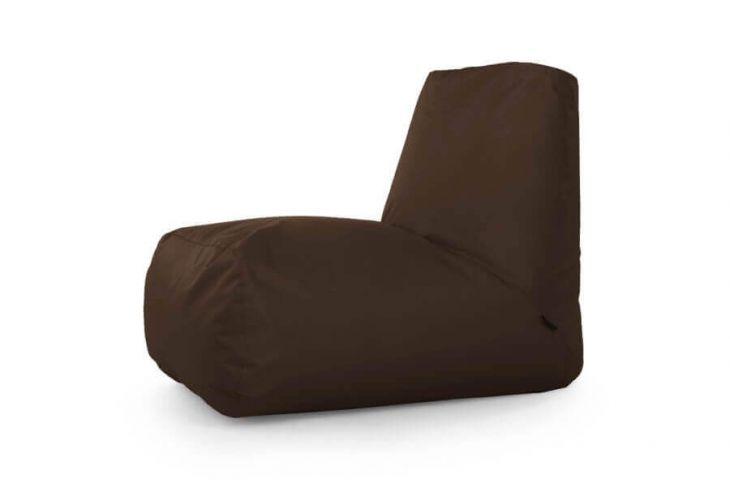 Sitzsack Sofa Tube OX Schokoladenbraun