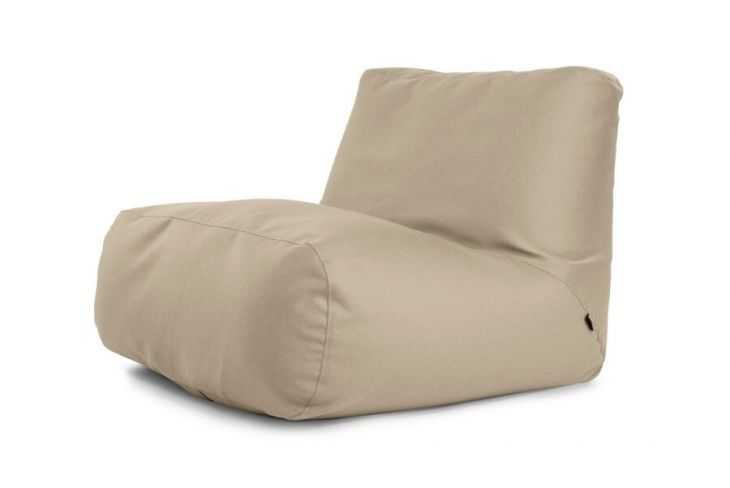 Bean bag Tube 100 Nordic Beige