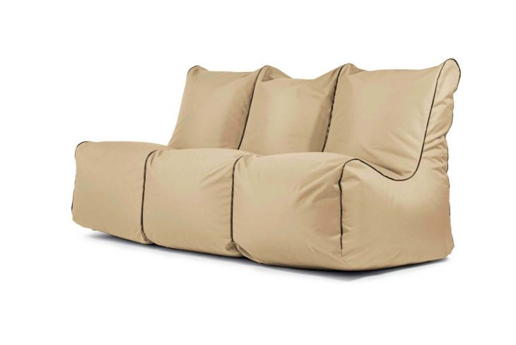 Kott-tooli komplekt - Set Seat Zip 3 Seater OX Beige