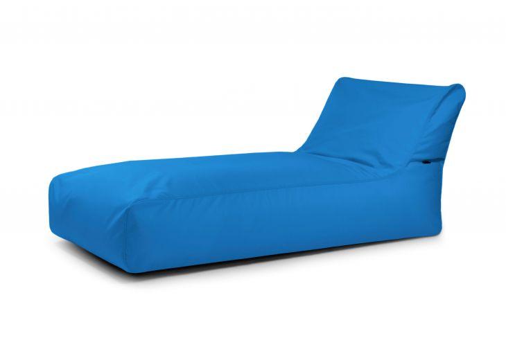 Sitzsack Bezug Sunbed 90 Colorin Azure