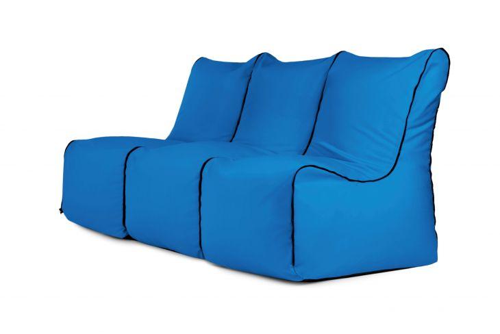 Kott-tooli komplekt Seat Zip 3 Seater Colorin Azure