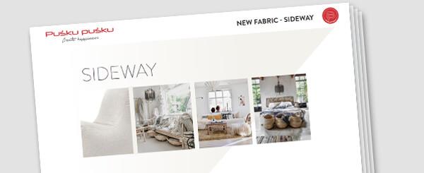 Sideway Fabric