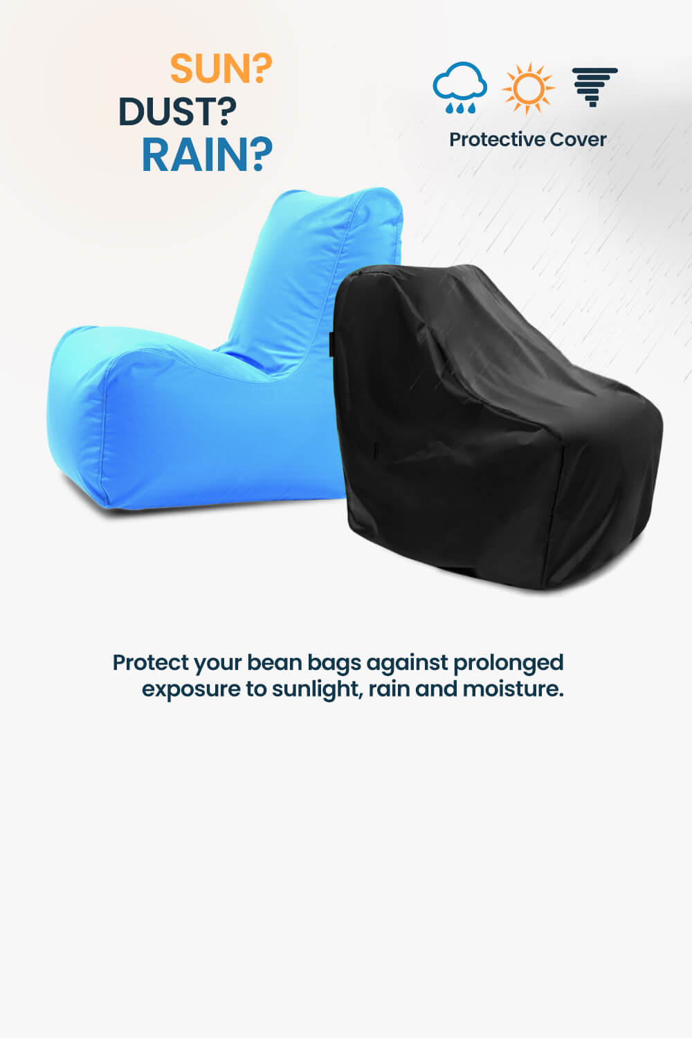 Protective covers for your bean bags!