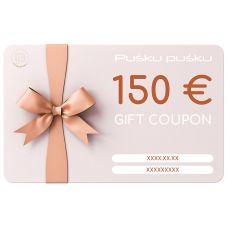 Gift Coupon 150 Eur