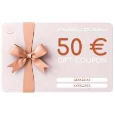 Gift Coupon 50 Eur