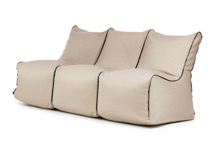 Kott-tooli komplekt - Set Seat Zip 3 Seater Nordic Beige