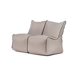 Set Seat Zip 2 Seater Nordic