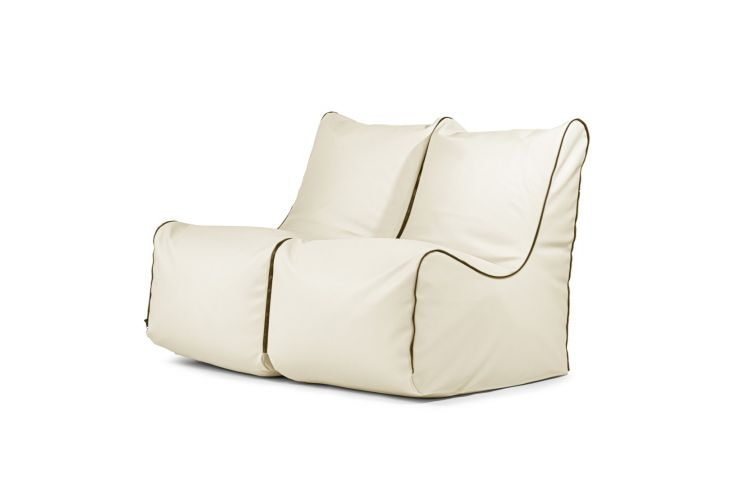 Kott-tooli komplekt - Set Seat Zip 2 Seater Outside Beige
