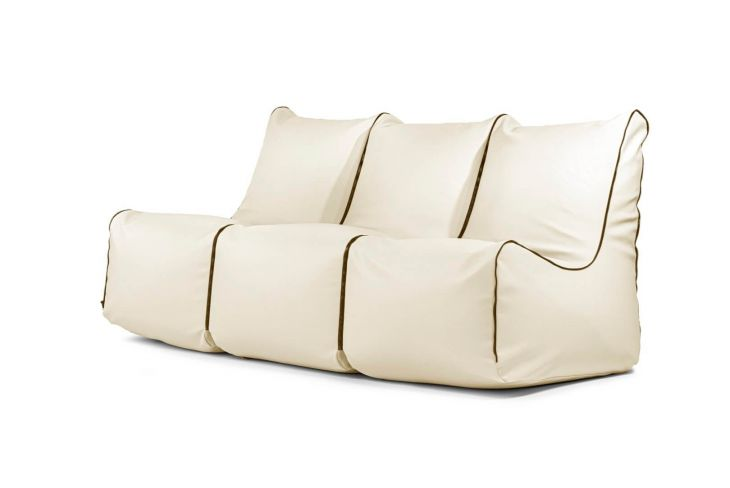 Set - Set Seat Zip 3 Seater Outside Beige