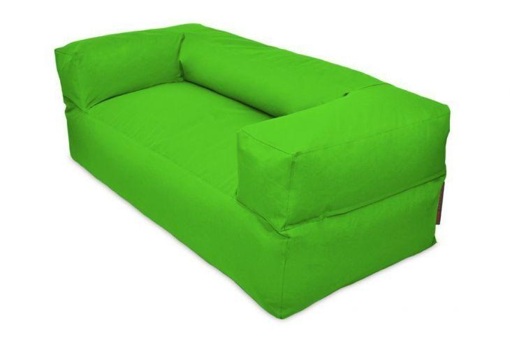 Sitzsack Bezug Sofa MooG OX apfelgrün