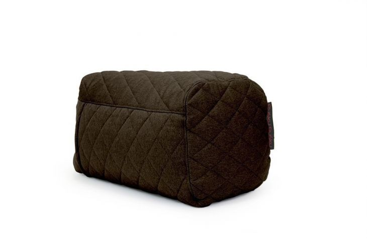 Bean bag Plus Quilted Nordic Chocolate